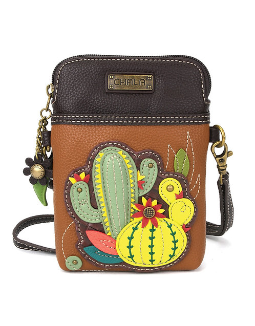 Cactus - Cell Phone Crossbody