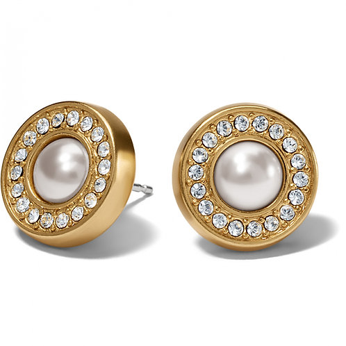 Brighton - Meridian Pearl Post Earrings