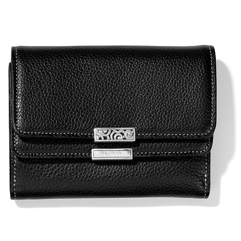 Brighton - Barbados Double Flap Medium Wallet