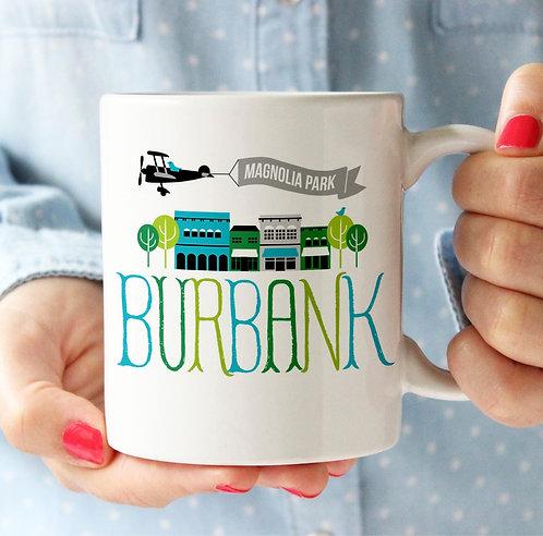 Burbank City Mug