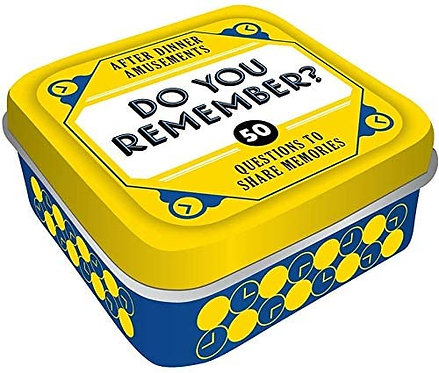 After Dinner Amusements - Do You Remember