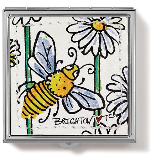 Brighton - Bee Happy Pill Box