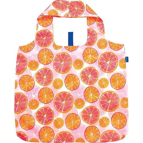 Citrus Red Blu Bag Reusable Bag