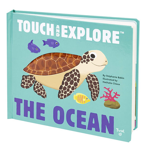 Touch and Explore - The Ocean