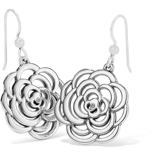 Brighton - The Botanical Rose French Wire Earrings