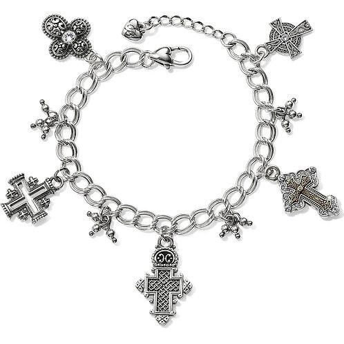 Brighton - Crosses Of The World Bracelet