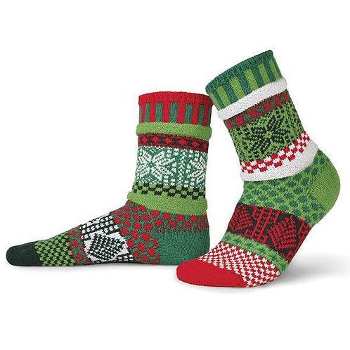 Solmate Socks - Mistletoe