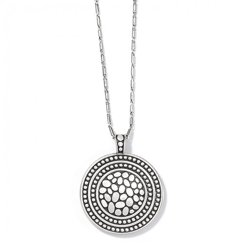 Brighton - Pebble Round Convertible Reversible Necklace