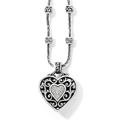 Brighton - Reno Heart Necklace