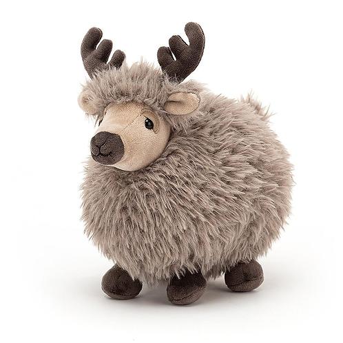 Jellycat - Rolbie Small Reindeer Stuffed Animal