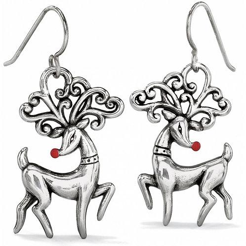 Brighton - Reindeer French Wire Earrings