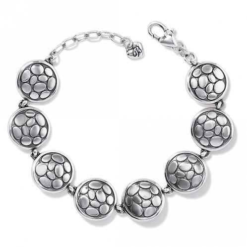 Brighton - Pebble Round Link Bracelet