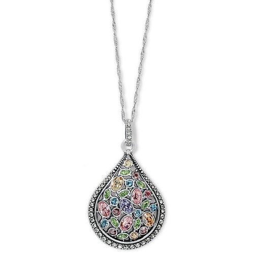 Brighton - Trust Your Journey Convertible Drop Necklace