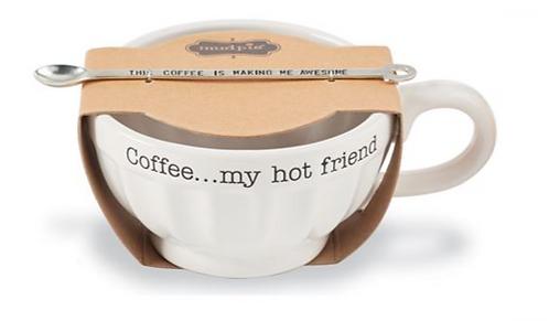 Mud Pie - Coffee...My Hot Friend Mug