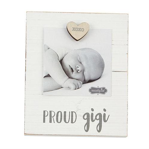 Mud Pie - Proud Gigi Magnetic Frame