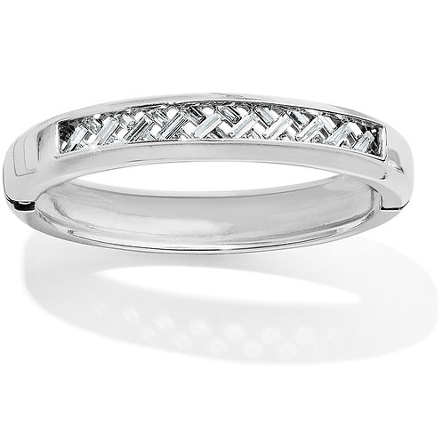 Brighton - Love Cage Hinged Bangle