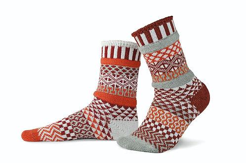 Solmate Socks - Lava