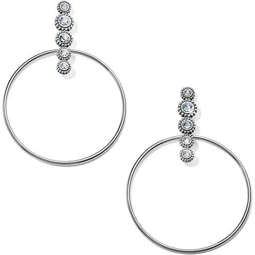 Brighton - Twinkle Post Hoop Earrings