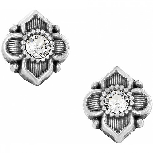 Brighton - Alcazar Petite Mini Post Earrings