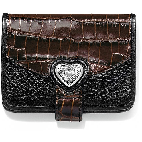 Brighton - Bellissimo Heart Small Wallet