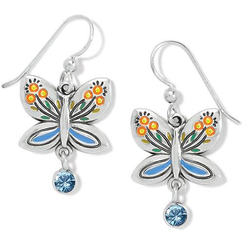 Brighton - Garden Wings French Wire Earrings