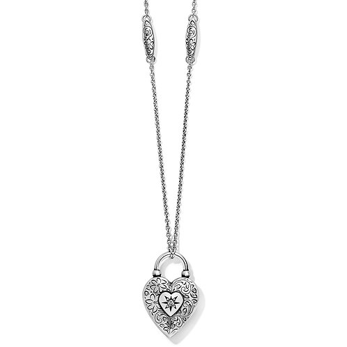 Brighton - One Heart Long Necklace