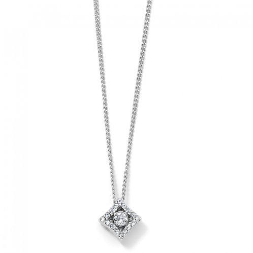 Brighton - Illumina Diamond Petite Necklace
