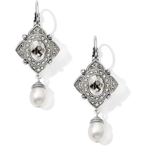 Brighton - Mumtaz Pearl Leverback Earrings