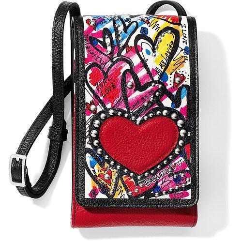 The Art Of Love Phone Organizer