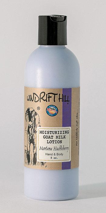 Windrift Hill - Montana Huckleberry Lotion