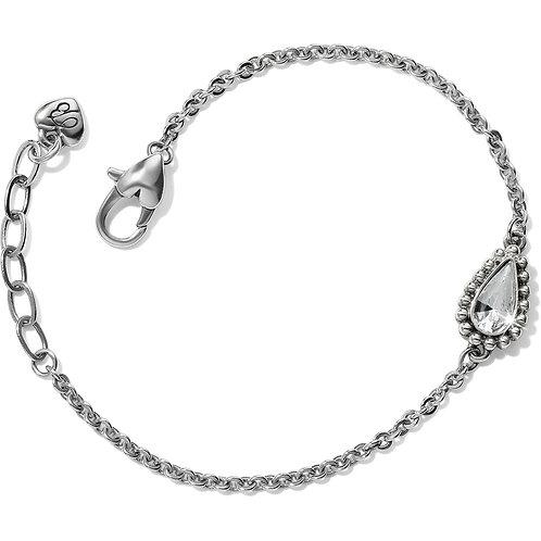 Brighton - Twinkle Teardrop Soft Bracelet