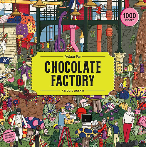 Inside the Chocolate Factory Puzzle