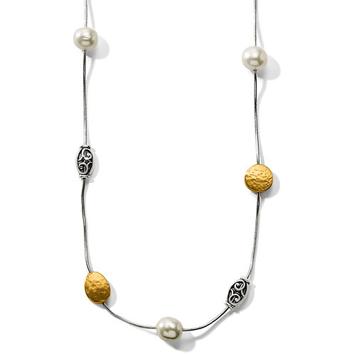 Brighton - Mediterranean Pearl Long Necklace