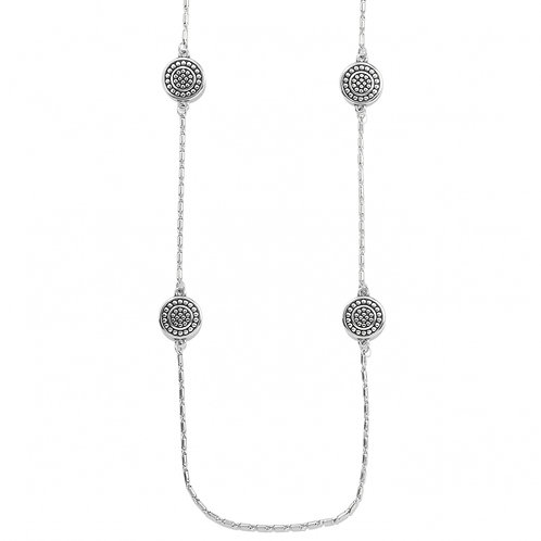 Brighton - Pebble Round Reversible Long Necklace