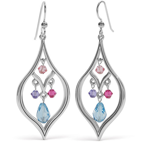 Brighton - Prism Lights Drops French Wire Earrings
