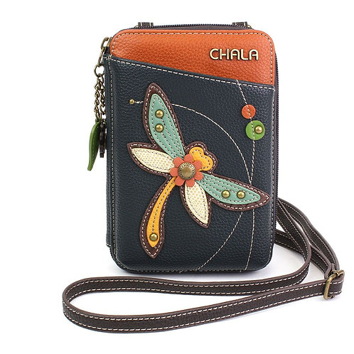 Chala - Dragonfly - Wallet Crossbody