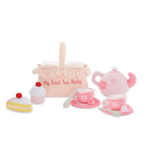 Mud Pie - My First Tea Party Plush Set