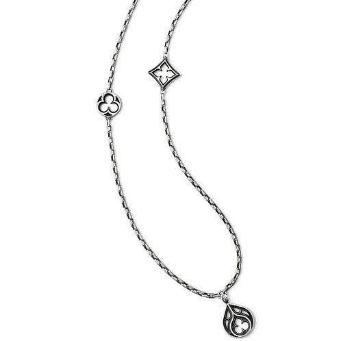 Brighton - Lorenza Trio Long Necklace