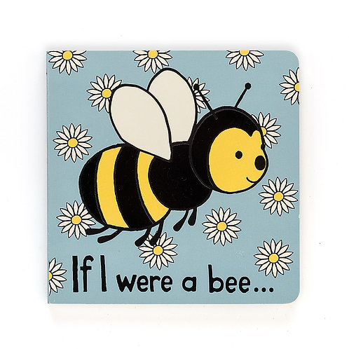 Jellycat - IF I WERE A BEE BOOK