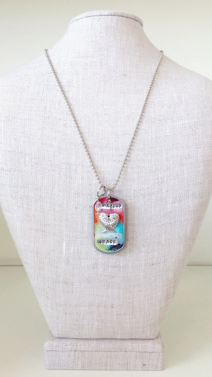Kate Mesta - Amazing Grace Necklace