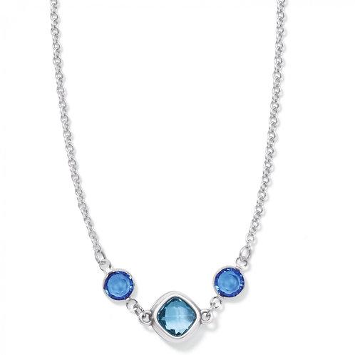 Brighton - Elora Gems Sky Short Necklace