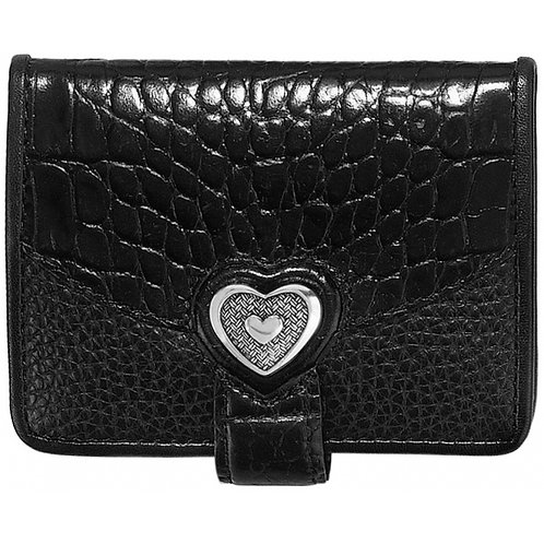 Brighton - Bellissimo Heart Small Wallet
