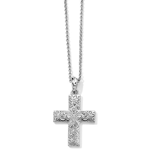 Brighton - Timeless Cross Convertible Necklace