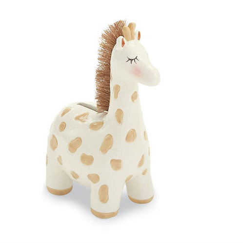 Mud Pie - Mini Giraffe Bank