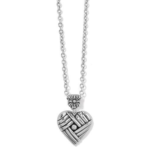Brighton - Sonora Heart Necklace