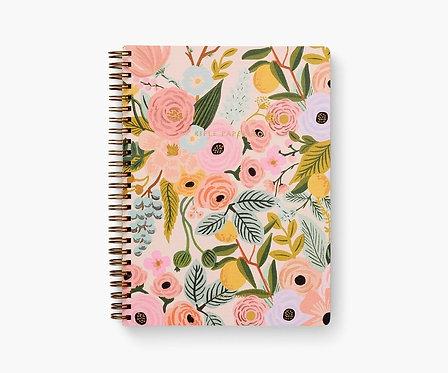 Rifle Paper - Spiral Notebook Garden Party