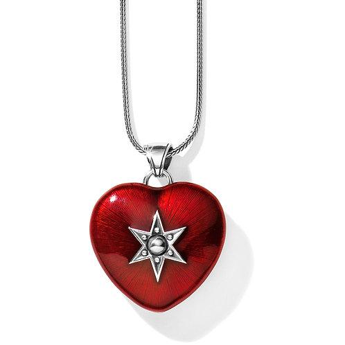 Brighton - Loving Heart Convertible Locket Necklace