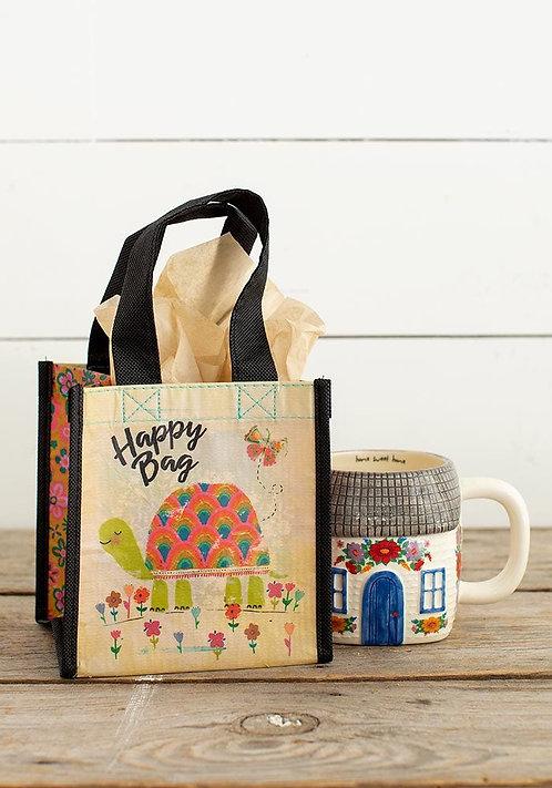 Turtle Happy Bag - Small