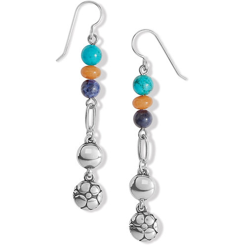 Brighton - Pebble Paradise French Wire Earrings