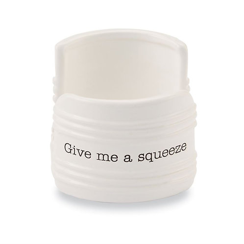 Mud Pie - Give Me A Squeeze Sponge Caddy